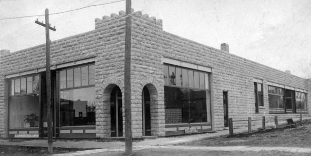 Alma Post Office 1908
