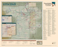 Freedom's Frontier Map