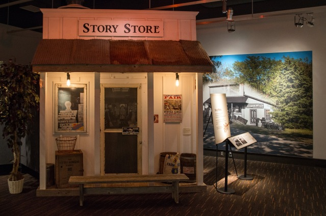 Going Home Exhibit at the Flint Hills Discovery Center