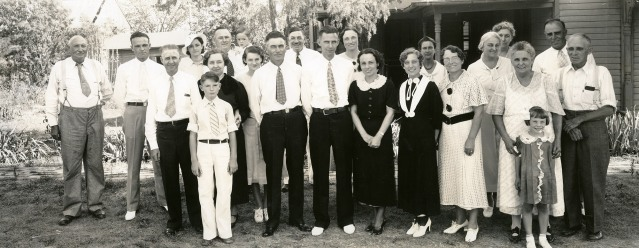 Hallgren Wedding - 1935