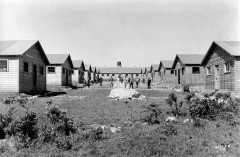 Kansas Emergency Relief Committee Transient Camp, Lake Wabaunsee