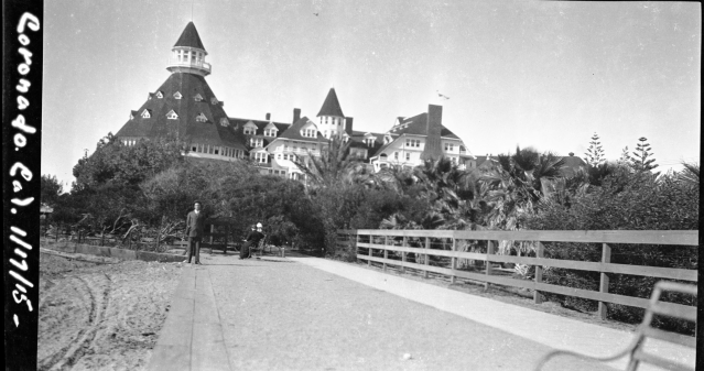 Coronado Hotel, San Diego, California