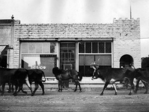 Farmers National Bank, Alma, Kansas