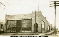 U.S. Post Office, 227 Missouri Street, Alma, Kansas