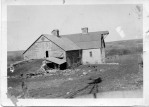 This view of the Schepp barn was taken in 1921.