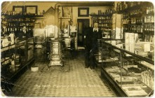 The Smith Pharmacy, Alta Vista, Kansas - 1909