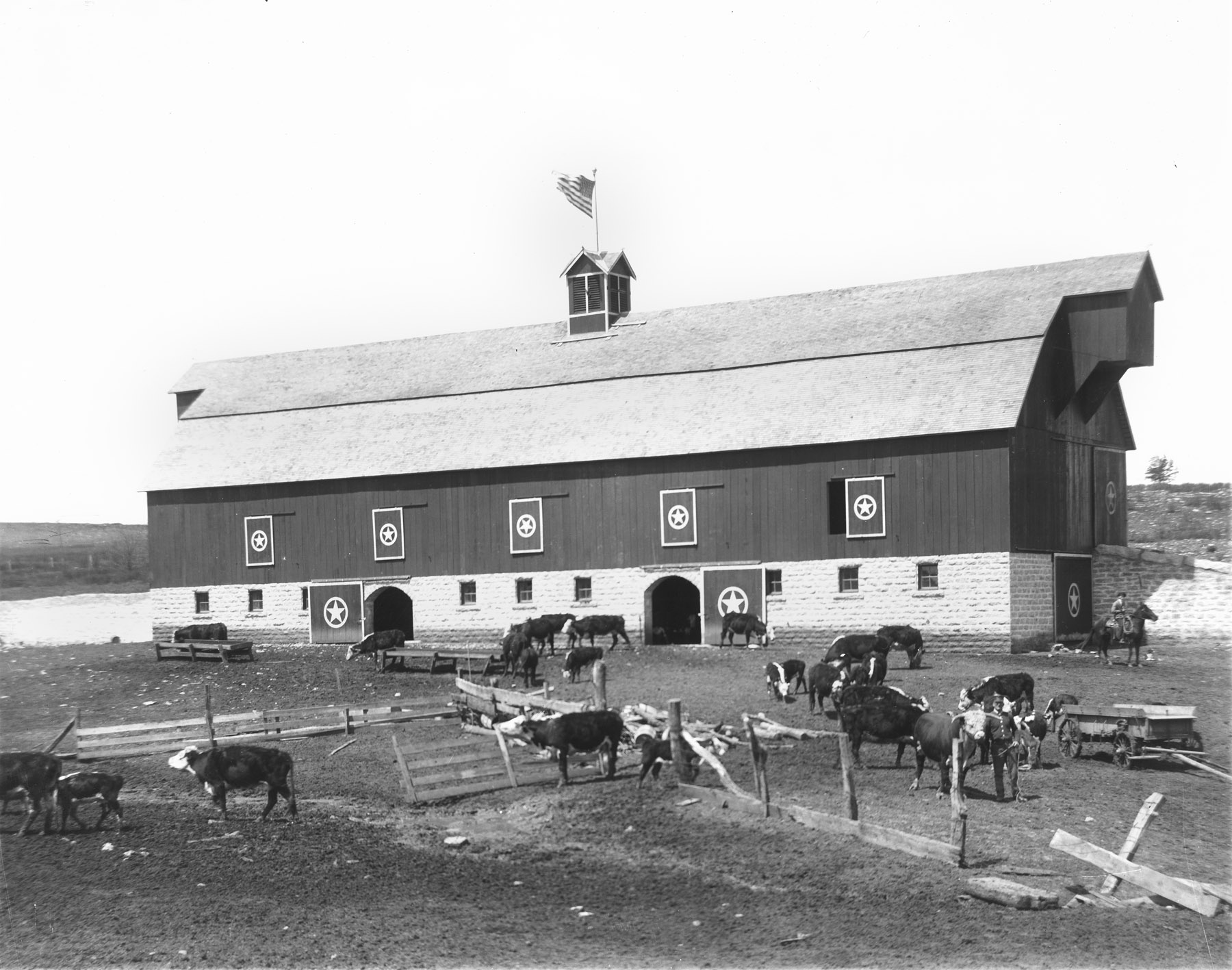 Barns of Wabaunsee County