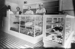 Charles Thornburg Bakery, McFarland, Kansas