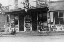 Tiny Café, McFarland, Kansas