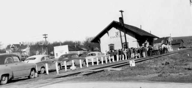 DEPOT ESKRIDGE c. 1955