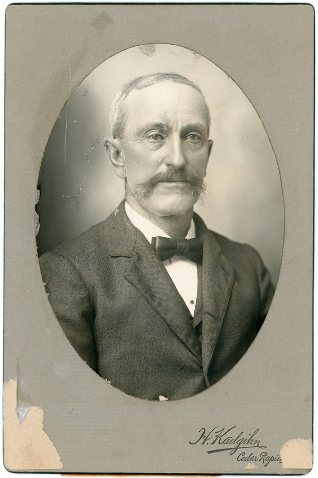 Ambrose Wade moved to Keene, Kansas on March 28, 1868 where he settled with his wife Orra and his children, Harmon and Dolson. Wade served as a county commissioner, on the board of examiners and the state legislature. He was known as a successful cattle rancher, and in 1900 Wade owned more than 2,900 acres of land in Wabaunsee County.