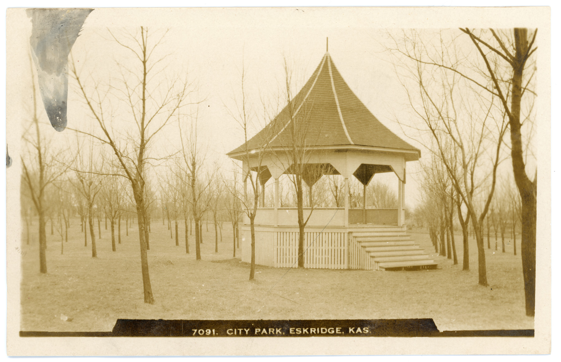 Eskridge Bandstand