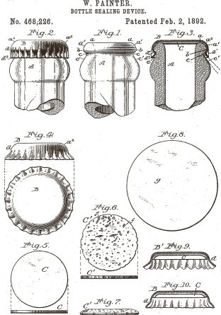Patent Application, Bottle Sealing Device
