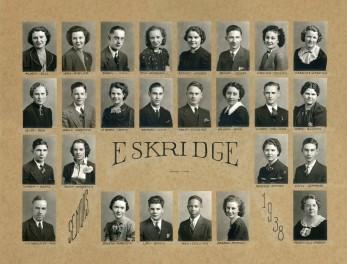 Class of 1938