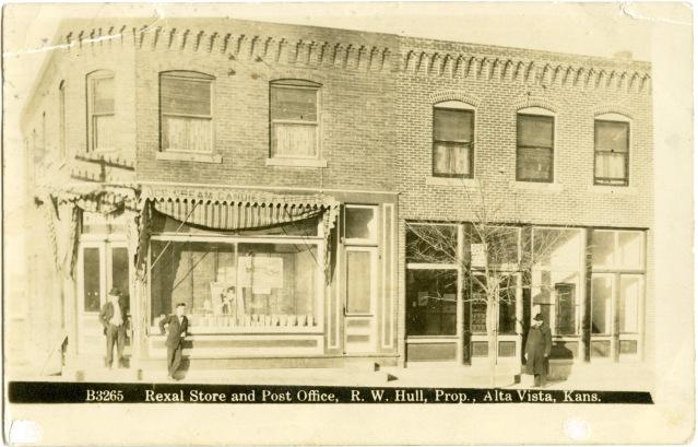 Dr. Hull's Drug Store
