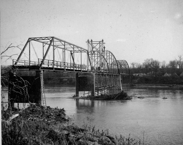 Kaw bridge const