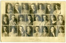 Eskridge Rural High School Class of 1927